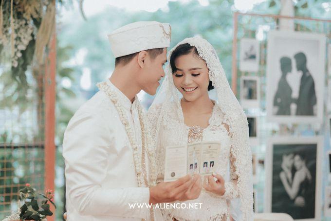 The Wedding Of Intan & Puja by Jakarta Souvenir - 020