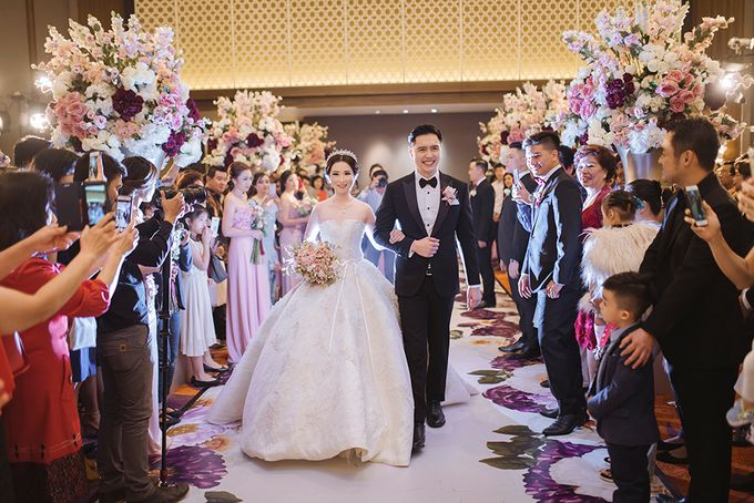The Wedding of Indra & Nikki by Grand Mercure Bandung Setiabudi - 003