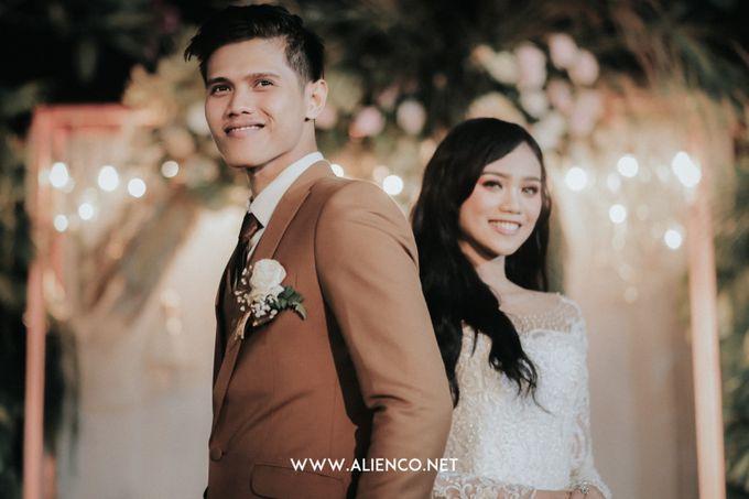 The Wedding Of Intan & Puja by Jakarta Souvenir - 021