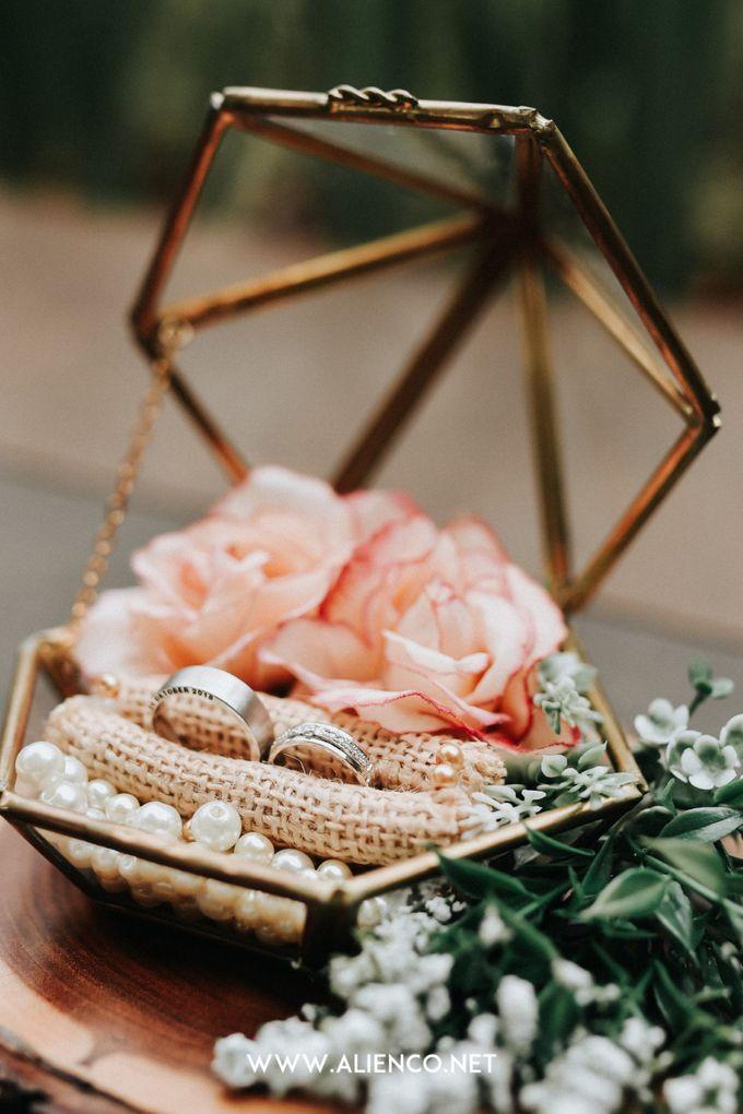 The Wedding Of Intan & Puja by Jakarta Souvenir - 022