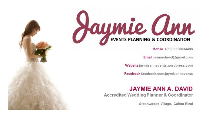 Our Clients and Feedback by Jaymie Ann Events Planning and Coordination - 008