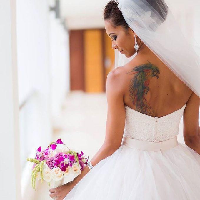 Cancun Destination Wedding by Beautiful Purpose Events - 006