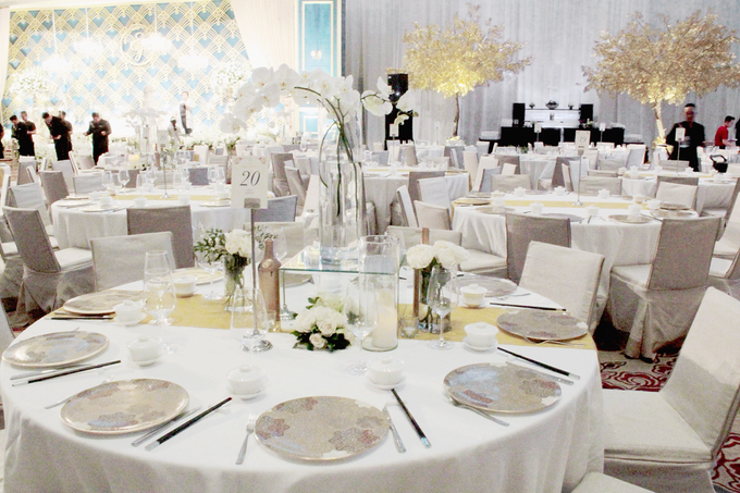 The Wedding of Edy & Jessica by Butterfly Event Styling - 006