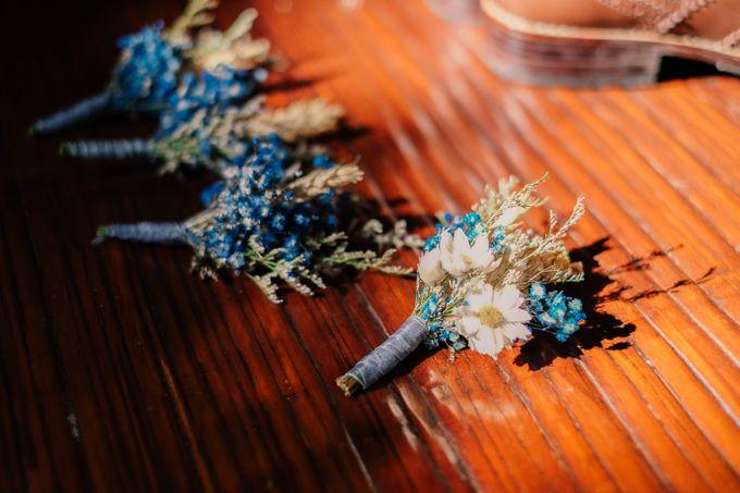 Putri and Yudhi Wedding by Bali Flower Decor - 009
