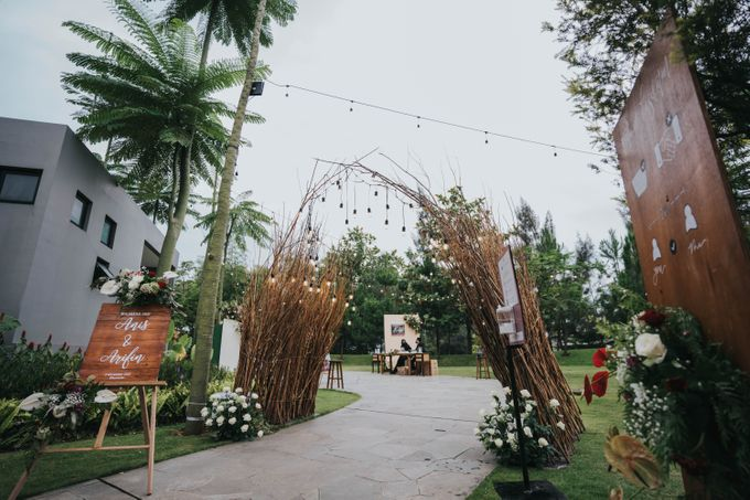THE WEDDING OF ANIS by THE HIVE BUMI PANCASONA - 017