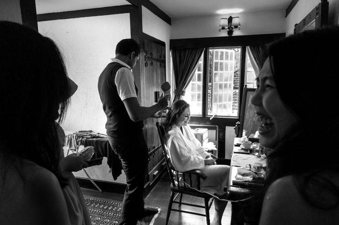 Wedding Day at Cameron Highlands by Steven Leong Photography - 006