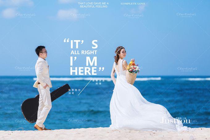 Lisa & Aaron Wedding by Start In Bali - 001