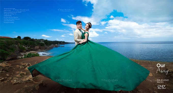 Jack & Melisa Wedding by Start In Bali - 001