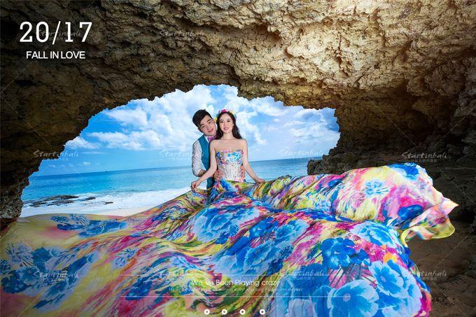 Jack & Melisa Wedding by Start In Bali - 002