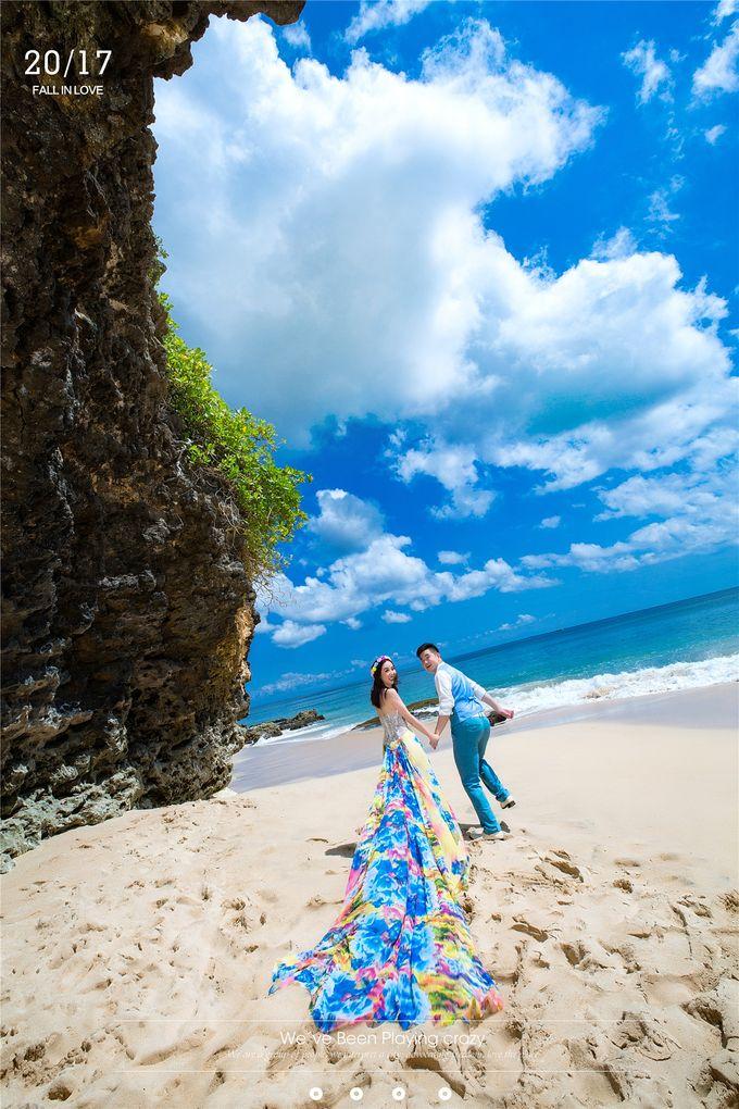 Jack & Melisa Wedding by Start In Bali - 003