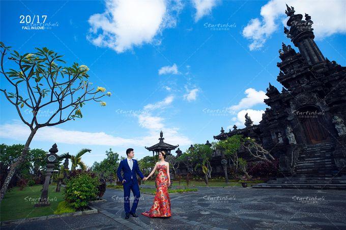 Jack & Melisa Wedding by Start In Bali - 004