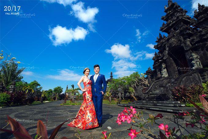 Jack & Melisa Wedding by Start In Bali - 005