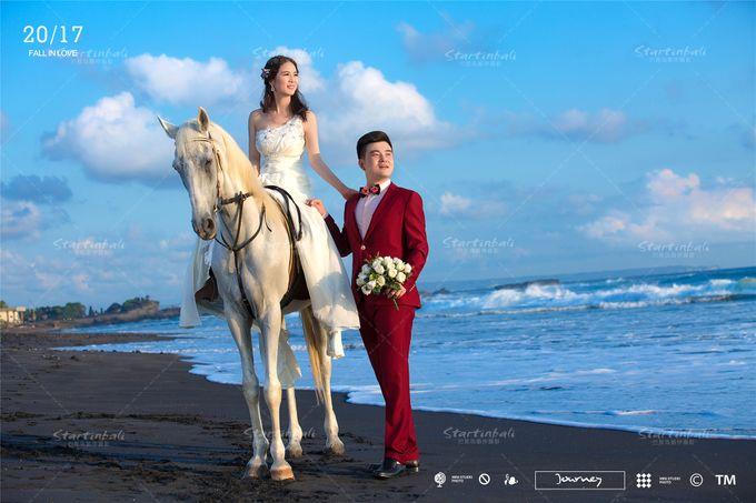 Jack & Melisa Wedding by Start In Bali - 006