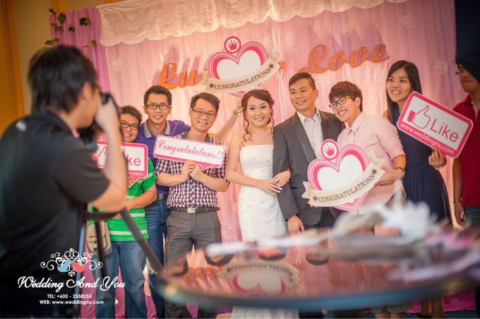 Photo Booth  Design by Wedding And You - 029
