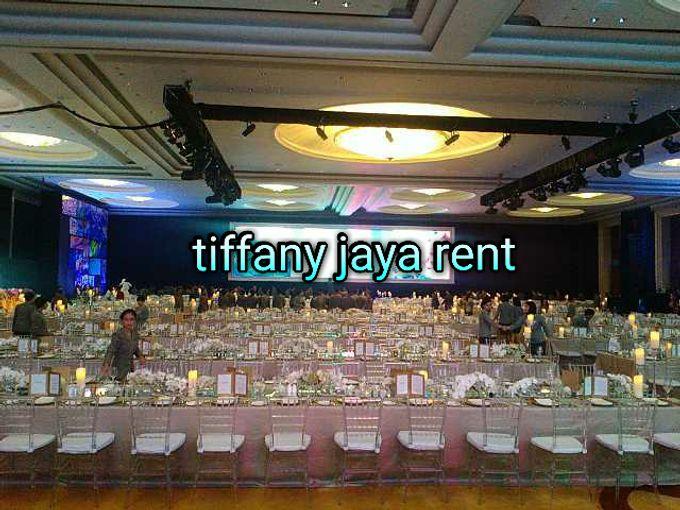 Tiffany Chair by TIFFANY JAYA RENT-KURSI TIFFANY - 017