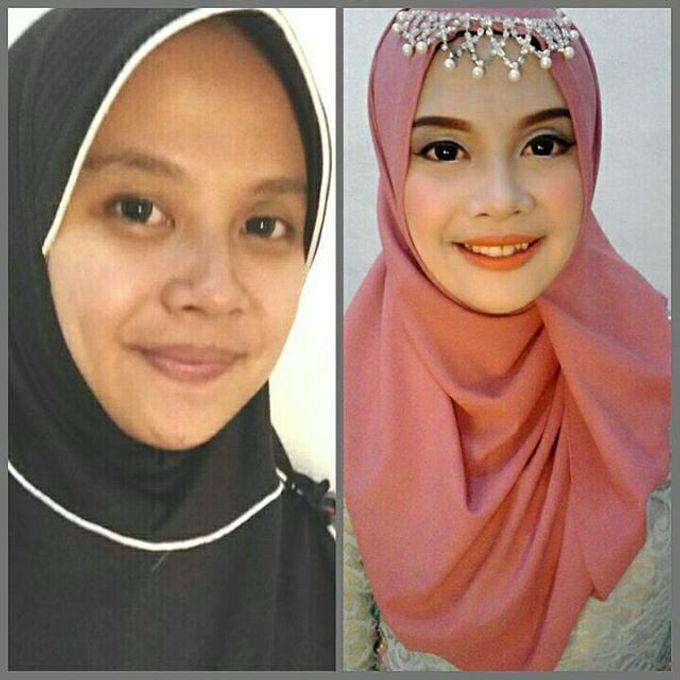 Wedding Make Up, Graduation, And Engagement by qaylamakeup - 015