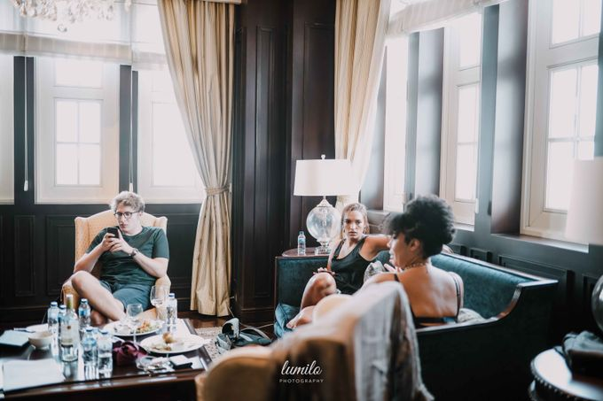 Filipo & Margareth Widding at The Hermitage Jakarta by Lumilo Photography - 002