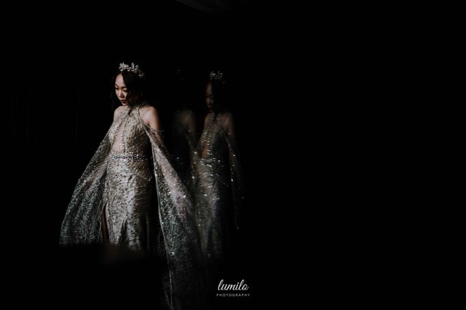 Filipo & Margareth Widding at The Hermitage Jakarta by Lumilo Photography - 014