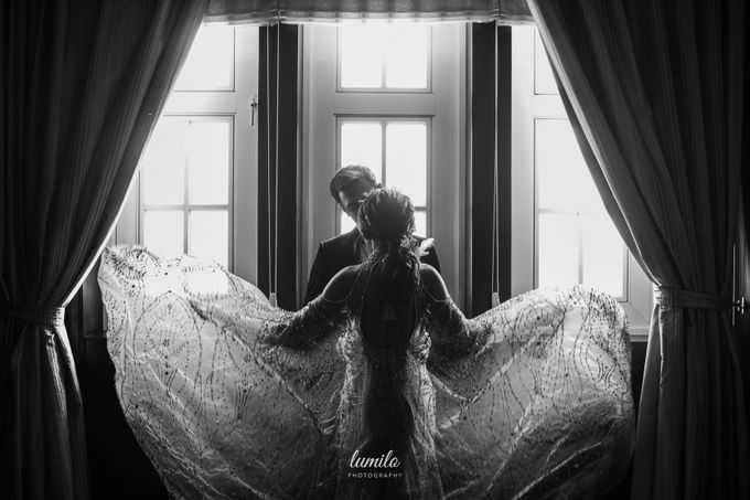 Filipo & Margareth Widding at The Hermitage Jakarta by Lumilo Photography - 017