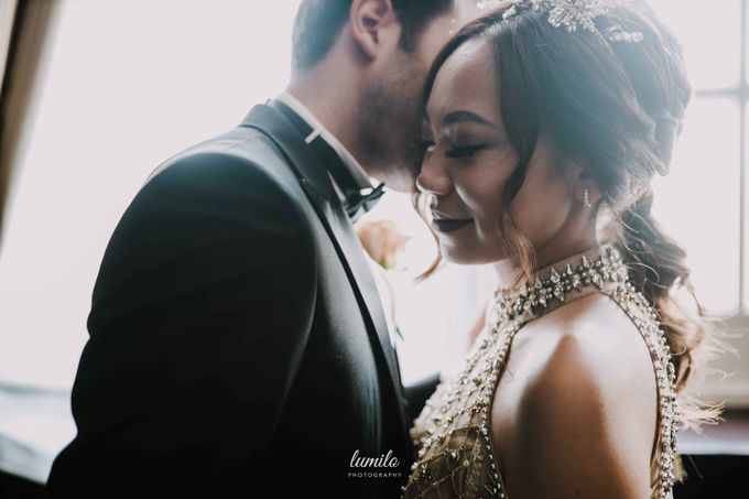 Filipo & Margareth Widding at The Hermitage Jakarta by Lumilo Photography - 018