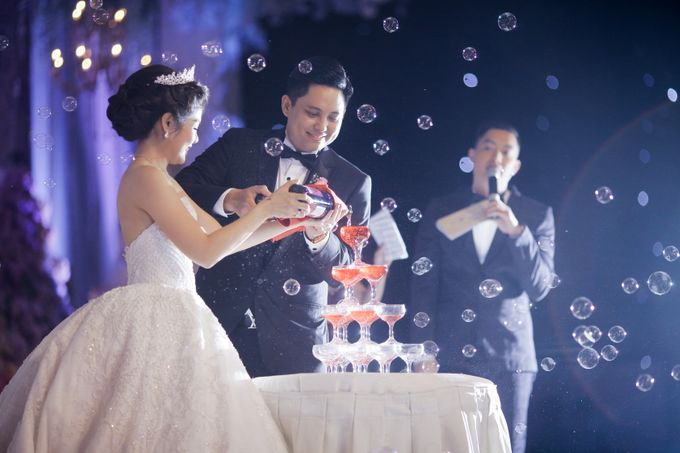 WEDDING OF ROY & MELISA by All Occasions Wedding Planner - 007