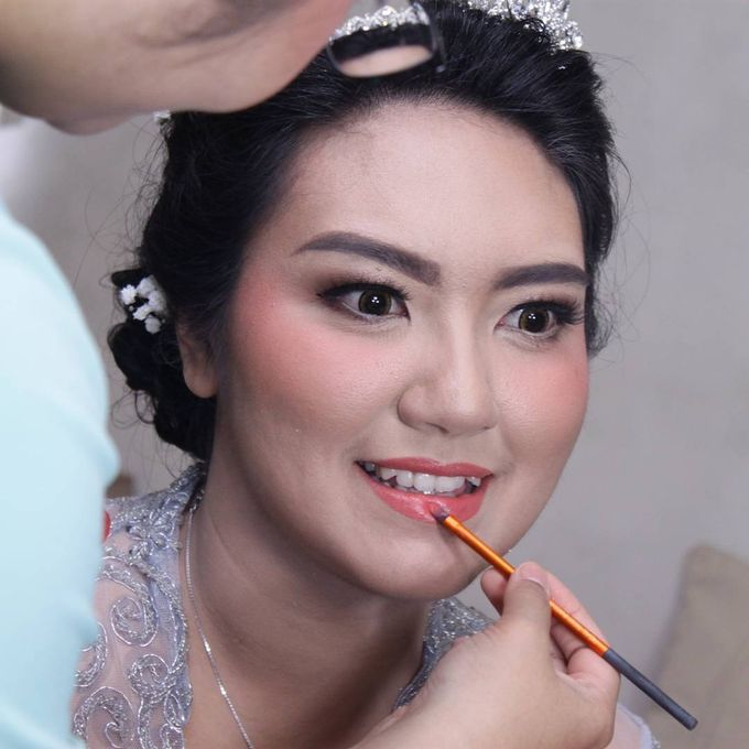 THE WEDDING OF ADE & AME by DIY Planner - 002