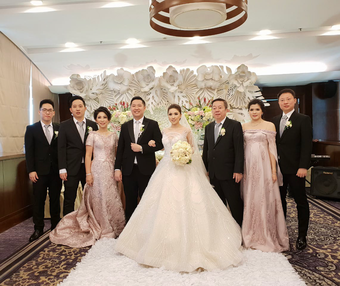 Sister of the Groom by Hotel Indonesia Kempinski Jakarta - 001