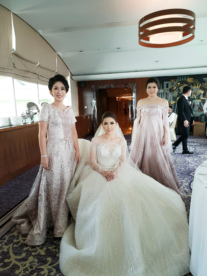 Sister of the Groom by Hotel Indonesia Kempinski Jakarta - 004