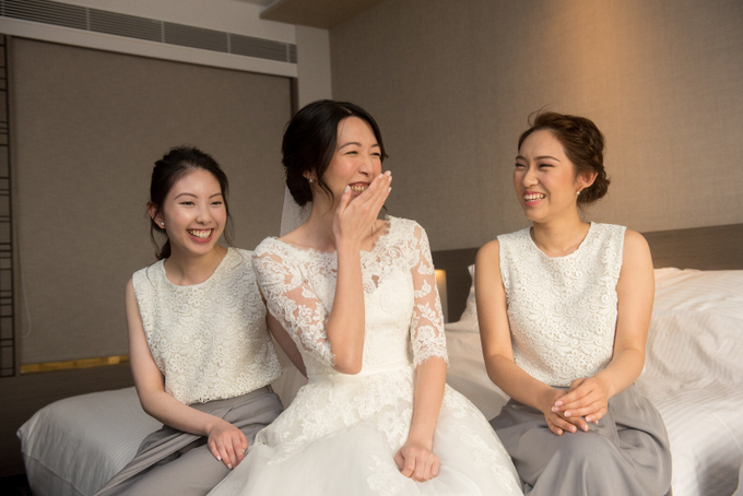 Bridal makeup and hair by Carlton Hotel Singapore - 004
