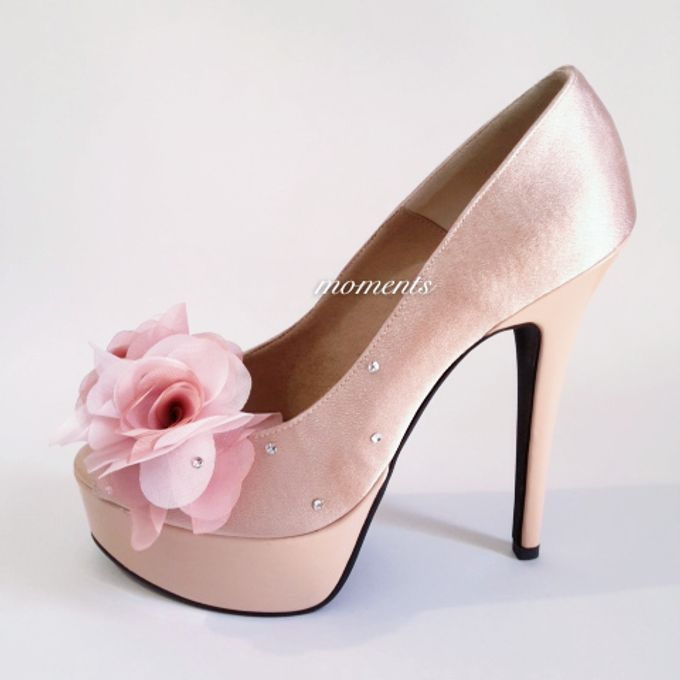 Shoes For Special Occasion by Moments Shoe - 003