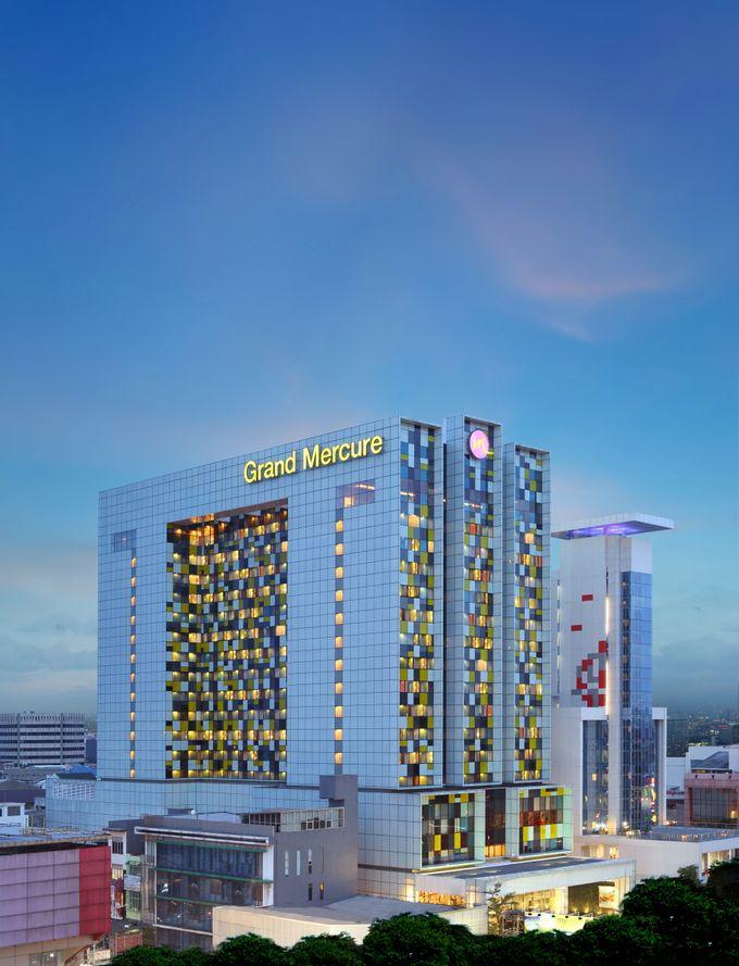Our Hotel by GRAND MERCURE Jakarta Harmoni - 001