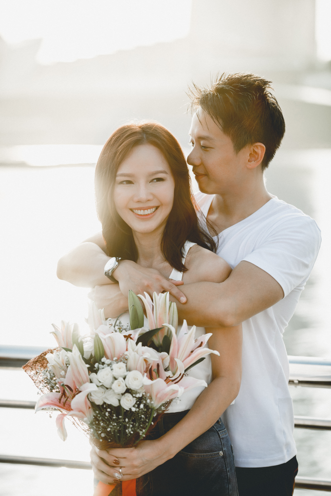 Pre wedding photo shoot //Couple Tommy & Gift  by Bypattcia - 001