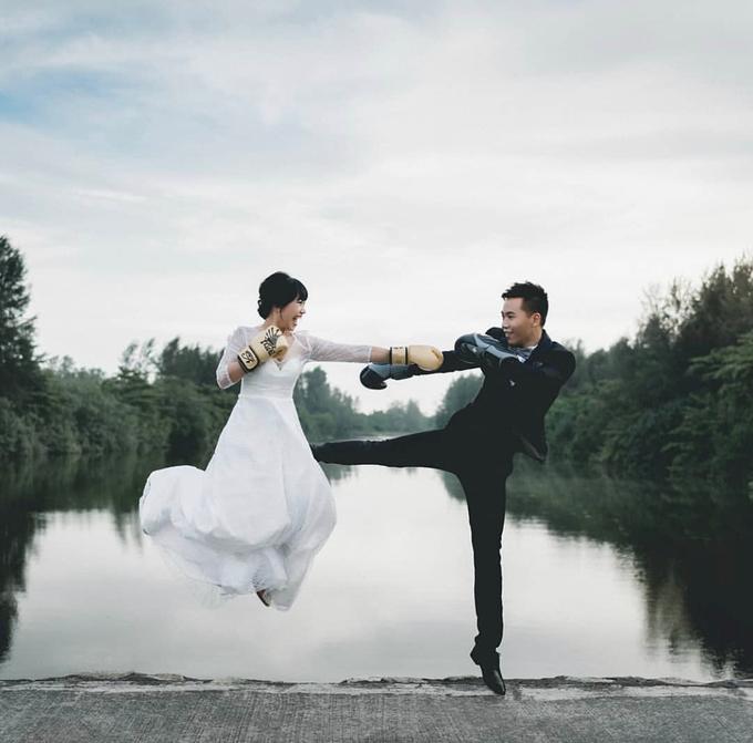 DOM & LILI. Pre wedding  by Bypattcia - 003