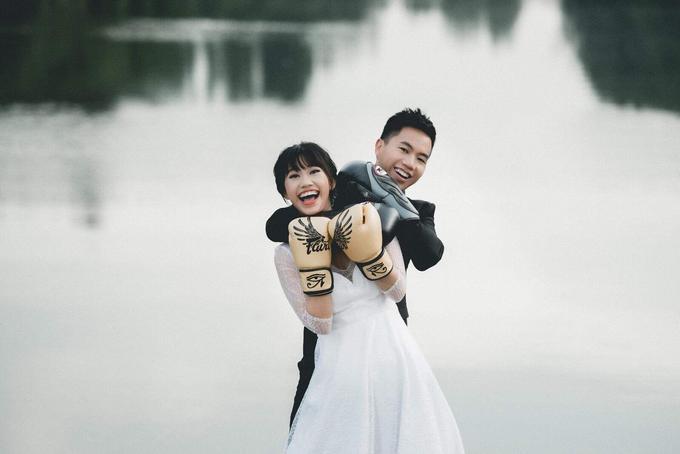 DOM & LILI. Pre wedding  by Bypattcia - 001