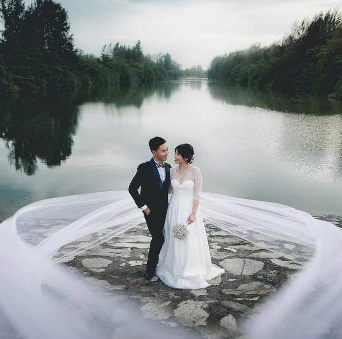 DOM & LILI. Pre wedding  by Bypattcia - 004