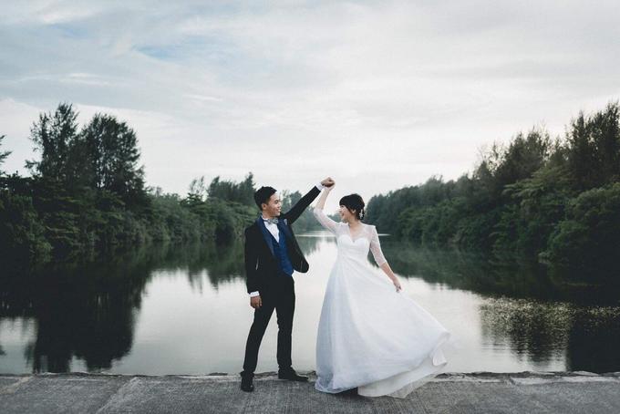 DOM & LILI. Pre wedding  by Bypattcia - 002