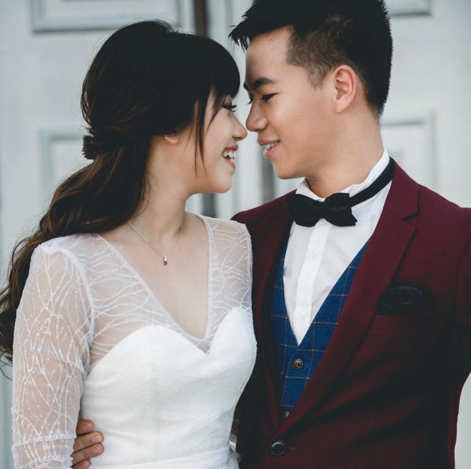 DOM & LILI. Pre wedding  by Bypattcia - 005