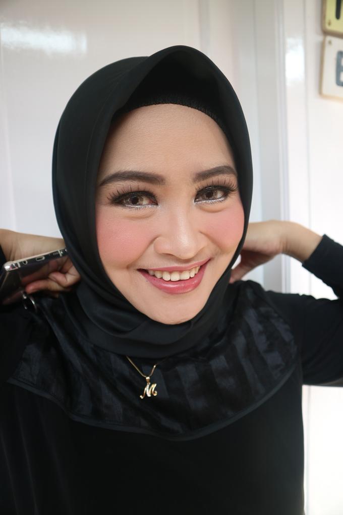 Party make up ms. Metha by byreginaarifah - 001