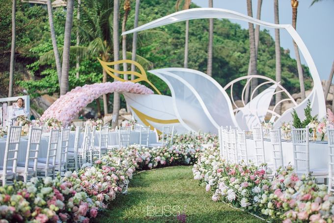 Wonderful wedding at Banyan Tree Koh Samui by BLISS Events & Weddings Thailand - 022