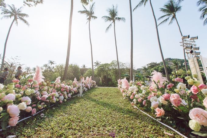 Wonderful wedding at Banyan Tree Koh Samui by BLISS Events & Weddings Thailand - 023