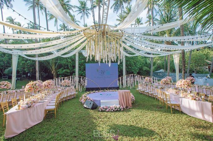 Wonderful wedding at Banyan Tree Koh Samui by BLISS Events & Weddings Thailand - 013