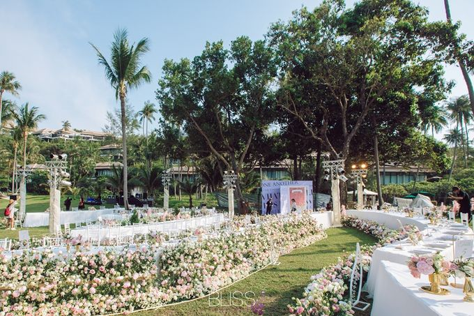 Wonderful wedding at Banyan Tree Koh Samui by BLISS Events & Weddings Thailand - 024