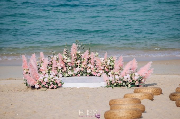 Wonderful wedding at Banyan Tree Koh Samui by BLISS Events & Weddings Thailand - 026