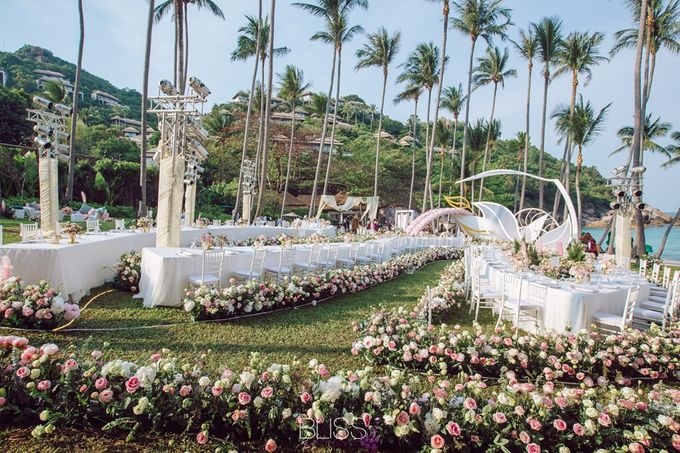 Wonderful wedding at Banyan Tree Koh Samui by BLISS Events & Weddings Thailand - 028