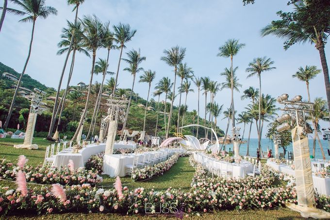 Wonderful wedding at Banyan Tree Koh Samui by BLISS Events & Weddings Thailand - 029