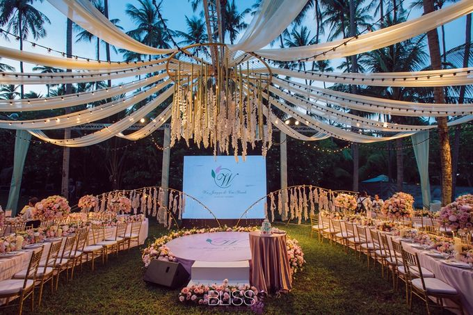 Wonderful wedding at Banyan Tree Koh Samui by BLISS Events & Weddings Thailand - 016