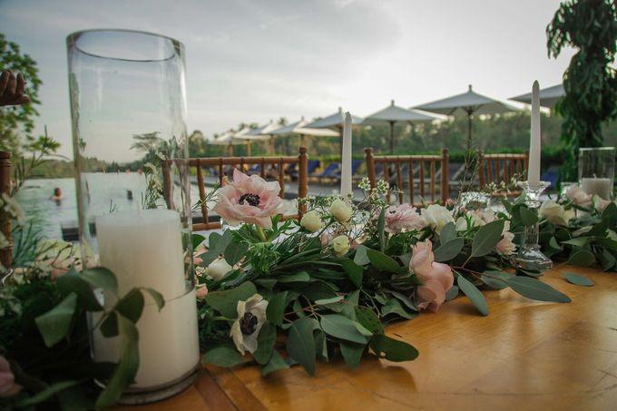 Sweet Garland Dinner by CITTA Wedding - 006