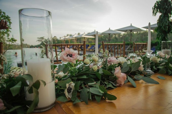 Sweet Garland Dinner by CITTA Wedding - 039