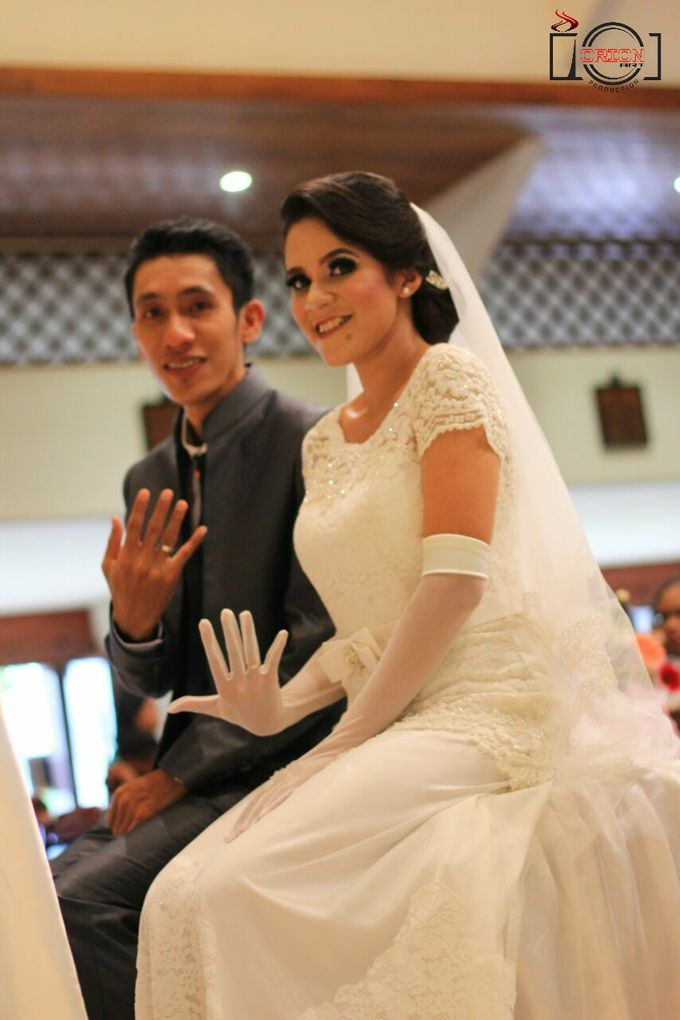 Anna & Ronald Wedding (Holy Matrimony) by Orion Art Production - 013