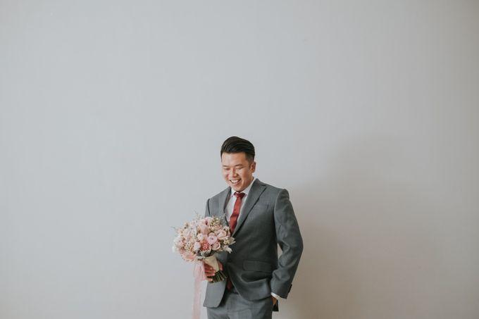 Steven & Catherin Wedding at Aston Cirebon by PRIDE Organizer - 005